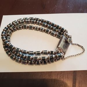 Heavy 925 Sterling silver bracelet